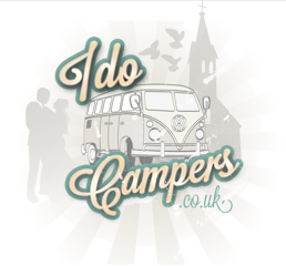 VW wedding camper van hire, idocampers